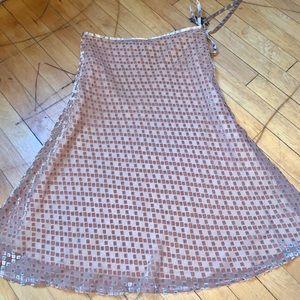 Vintage free people skirt 🦊🌸
